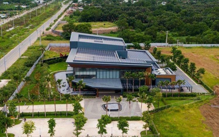 Hình ảnh thực tế tại khu nhà mẫu Saigon Sport City sau khi hoàn thành